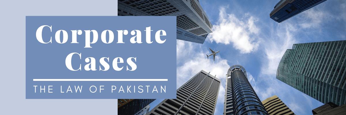 corporate matters