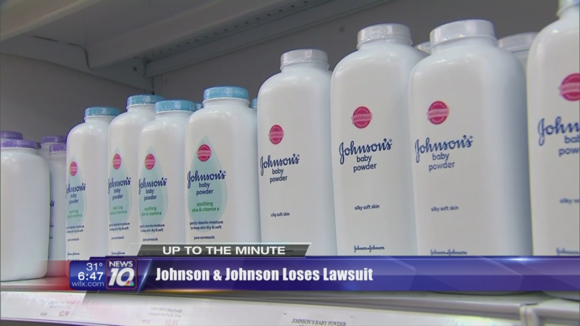 Talcum Powder Class Action Lawsuit