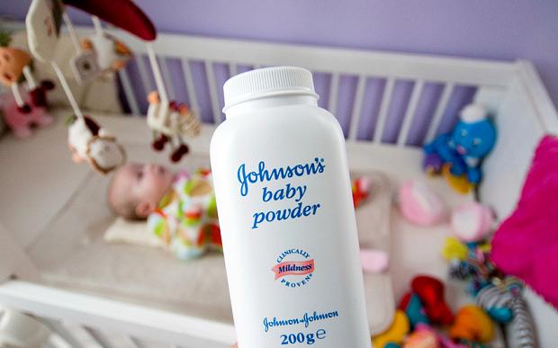 Johnson & Johnson Talcum Powder Cancer Link