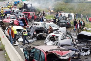 Multi Vehicle Accident