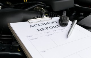 How to File a Vehicle Accident Report