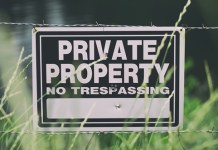 Criminal trespass