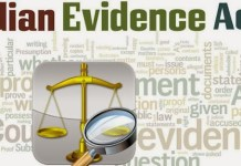 Indian Evidence Act