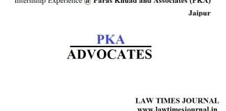 Paras Khuad and Associates