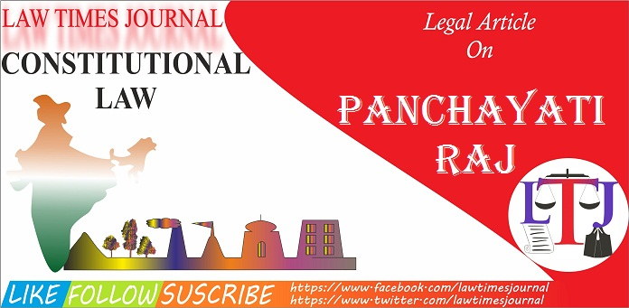 panchayat system in india