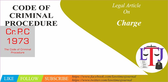 Charge - Law Times Journal