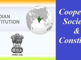 Cooperative Societies and Constitution