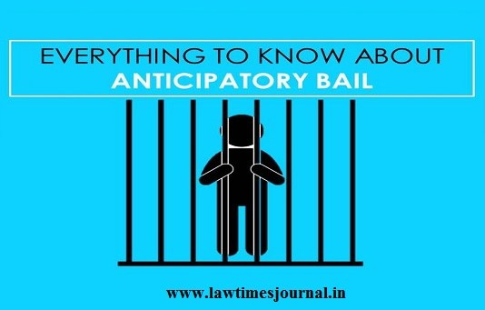 Anticipatory Bail