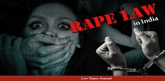 Gender Neutrality in Rape Laws in India