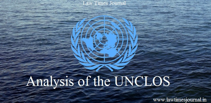 Analysis of the UNCLOS