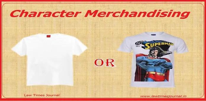 Character merchandising