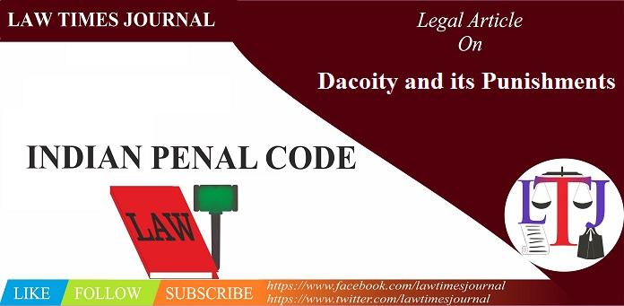Dacoity