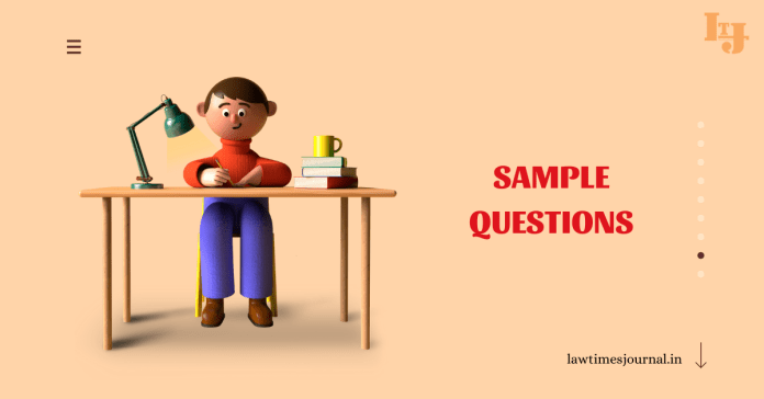 Sample Question for logical reasoning
