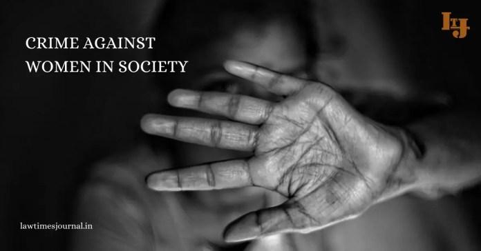 Crime against women in India i