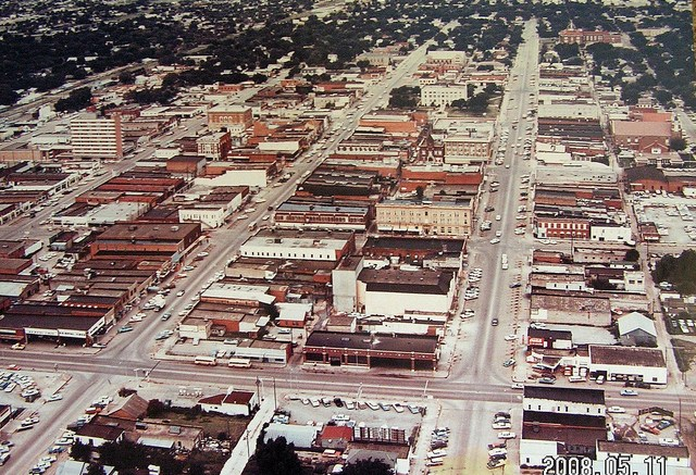 Downtown Lawton, 1964