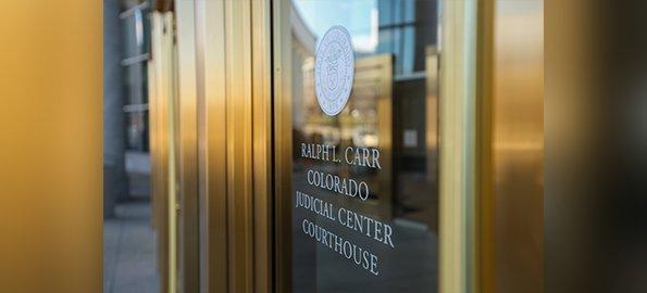 Ralph L. Carr Colorado Judicial Center Courthouse