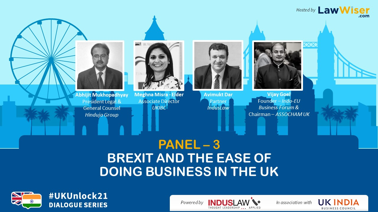 #UKUnlock21 | Brexit and the Ease of Doing Business in the UK | Full Feature