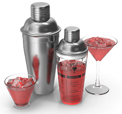A picture of alcoholic drinks as frequent alcoholism is one of the grounds for legal separation.