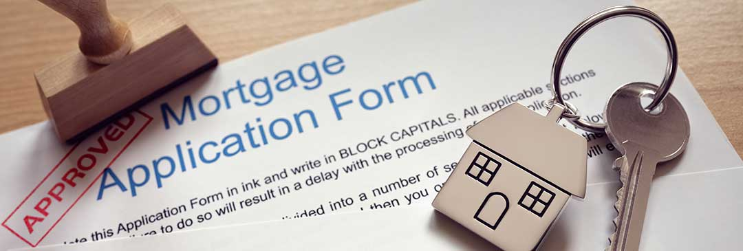 An approved mortgage application should be annotated at the Registrar of Deeds.