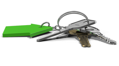 Keys to symbolize an estate that should pass to compulsory heirs upon the death of the testator.