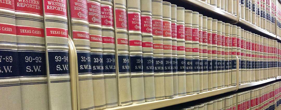 Texas court cases as an example of foreign law that may govern the estate of a foreigner.