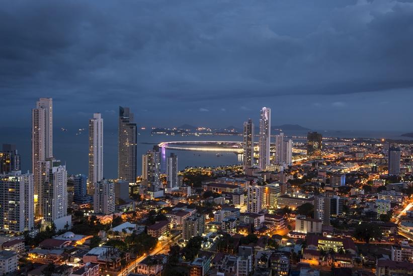 Panama City, Gray