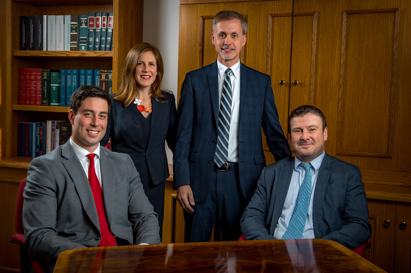 Paradie, Sherman, Walker & Worden - PSWW Legal Team