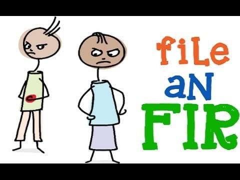 How to file an FIR