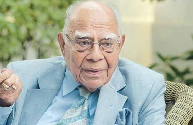 India and Ram Jethmalani
