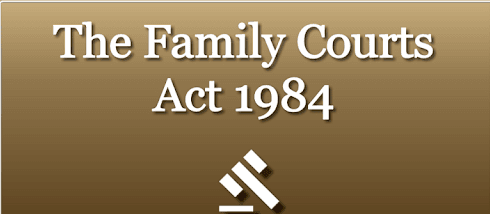 Family Courts Act