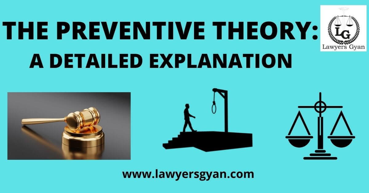 The Preventive Theory: A detailed Explanation