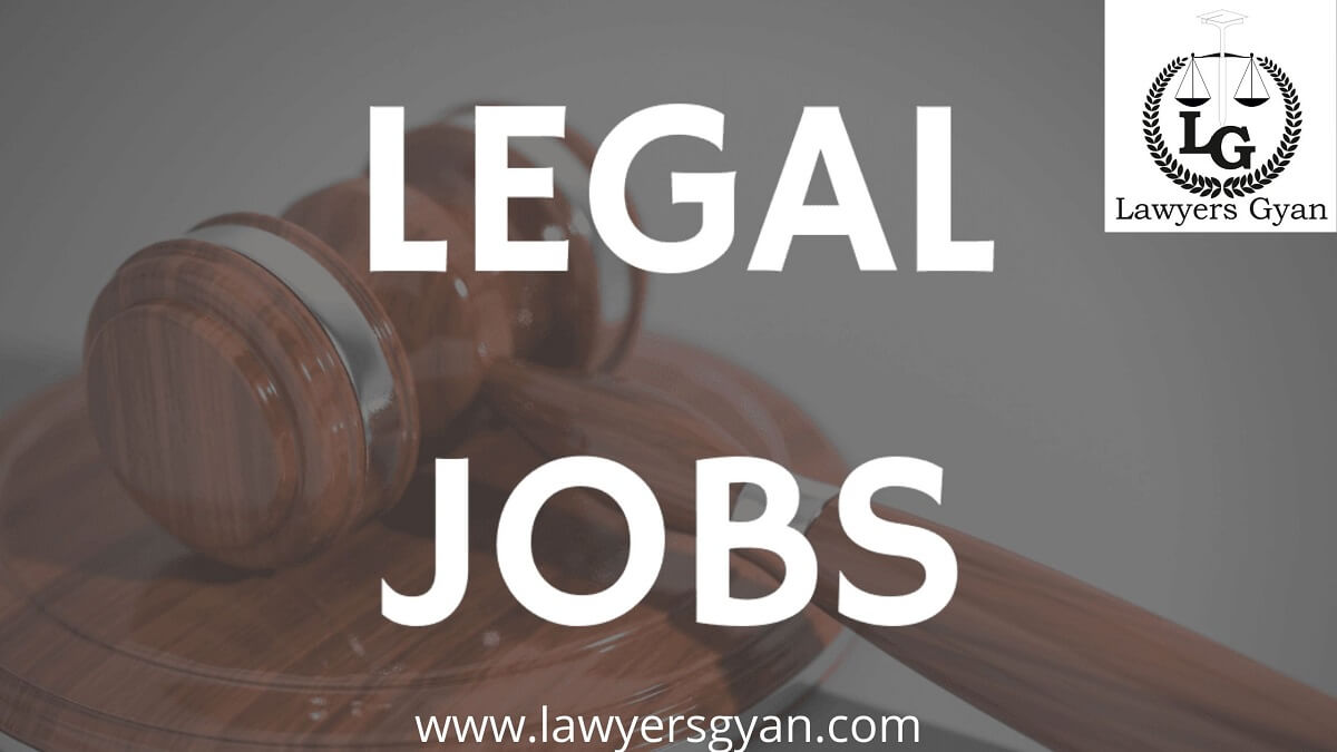 Law Clerk-cum-Research Assistant