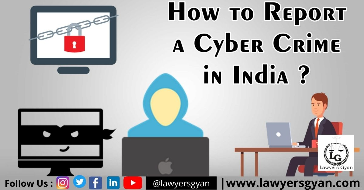 How to File a Cyber Crime Complaint in India