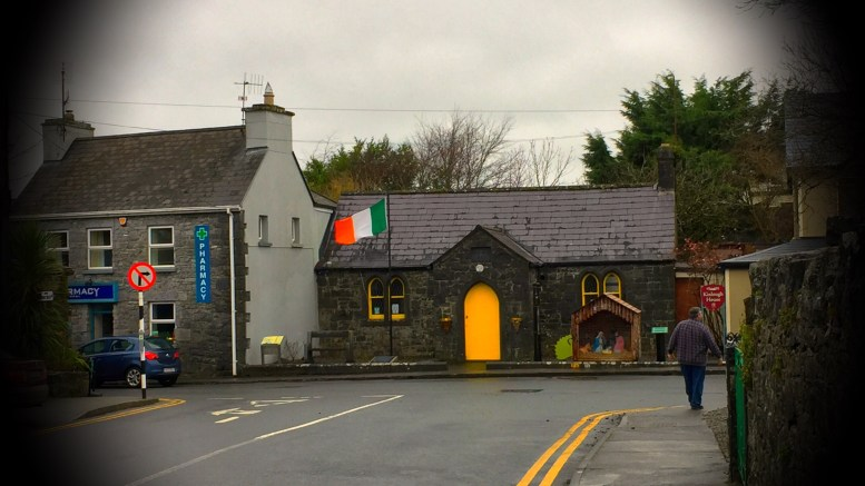 The Old Courthouse, Cong, County Mayo, Ireland. Photo credit: M. Ciavardini