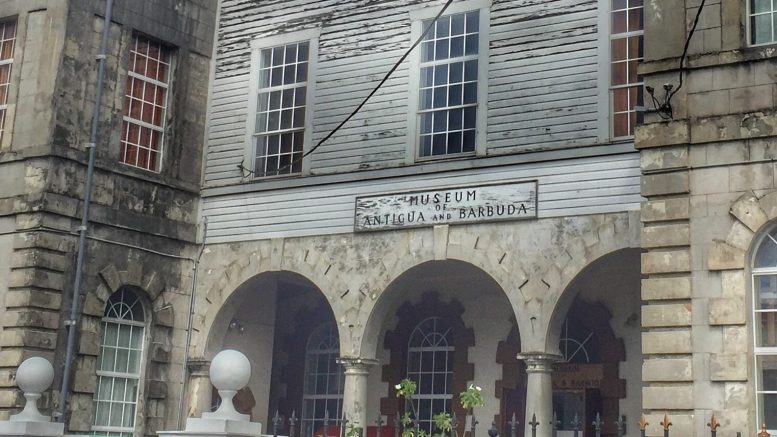 Lawyers Make History: The Antigua courthouse in St. John's is now a museum. Photo credit: M. Ciavardini.