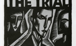 Kafka's The Trial cover art
