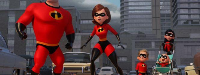 """El """"Increible"""" record en taquilla de Disney y su nueva animación"""