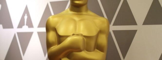 Esta es la lista de nominados a los Premios Oscar's