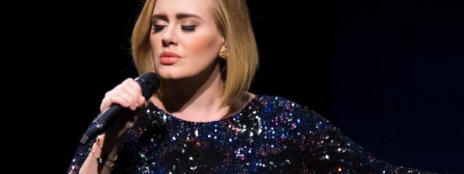 ¿Y Adele?
