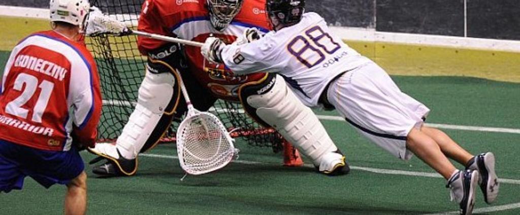 box lacrosse practice drill