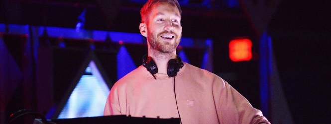 Welcome back Calvin Harris