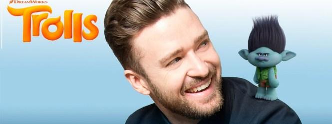 """Justin Timberlake y SZA juntos para """"Trolls"""""""