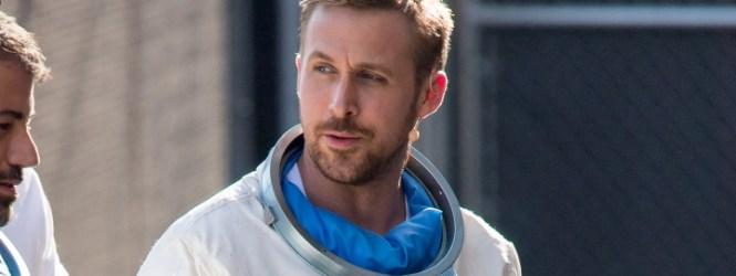 Ryan Gosling podría volver a encarnar un astronauta en la historia que prepara el escritor Andy Weir