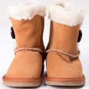 Bailey Button Boots Camel