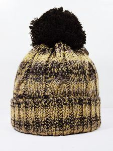 Winter Hat Stripe Color Mix 001-100E