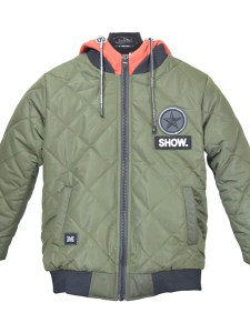 Double Hoodie Parka Winter Jacket