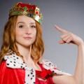 Königinnen wissen, dass sie zuerst gut für sich selbst sorgen müssen
