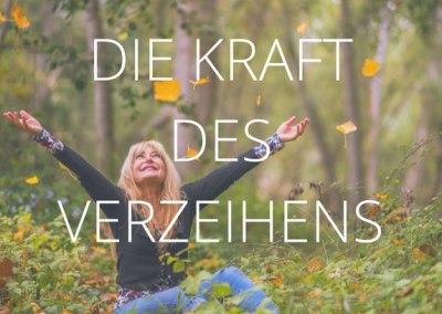"""MEDITATION """"Die Kraft des Verzeihens""""  € 4,90"""