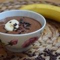 Köstliche Kaffee-Bananencreme