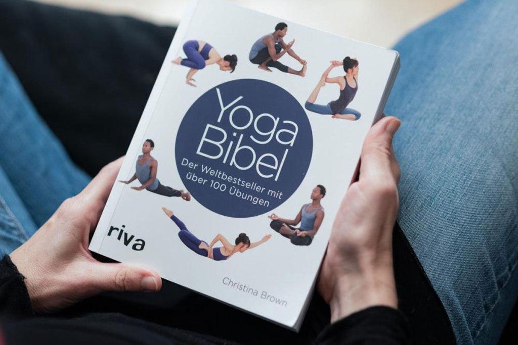 Lies das: Die Yoga-Bibel